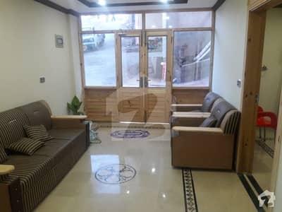 3 Bed Fully Furnished Lavish Ground Floor Flat Near Pc Bhurban