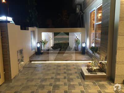 Brand New Lavish Double Unit House For Rent in Bahria Town