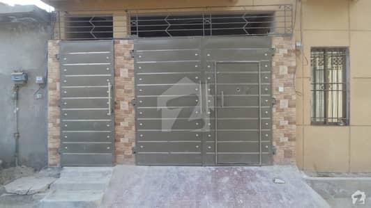 House Available For Sale In Gulshan-e-Afrasyab On Samungli Road