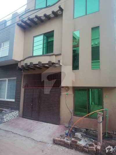 3 Marla Double Story House in Green Avenue 2 Chak Shahzad For Sale
