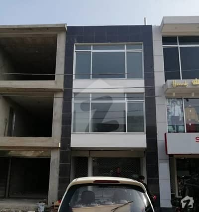 2 Marla Commercial Shop Available For Sale In DHA Phase 4
