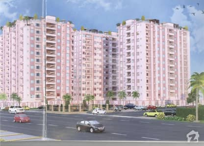 2 Two Bedrooms Apartment Flat Available For Sale On Booking In Clifton Near Defence Dha Karachi