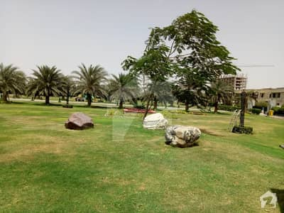Park Facing Fully Developed Plot In Precinct 25