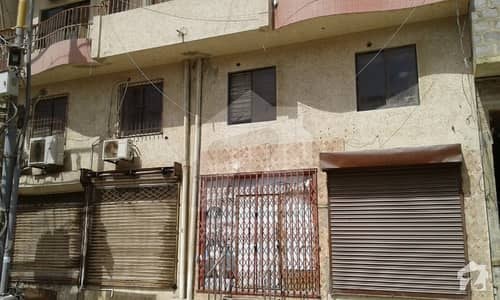 300 Sq Ft Shop For Sale With Rental Income In Small Nishat Commercial Bungalow Facing Dha Phase 6