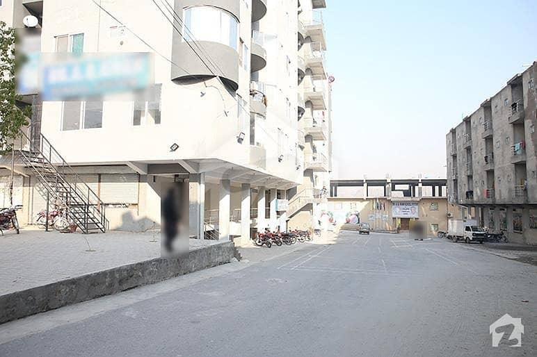 Luxury Flat For Sale Located On Dr Abdul Qadeer Khan Building Korang Town