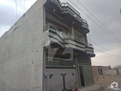 5 Marla Double Storey House For Sale In Baqir Colony On Tulsa Road