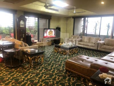 F-10 Silver Oks Penthouse For Rent Fully Furnished