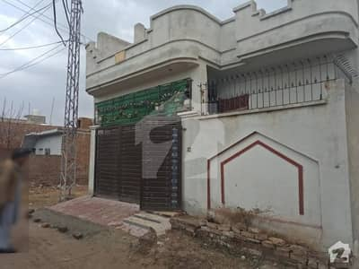 Single Storey House 5 Marla In Baqir Colony