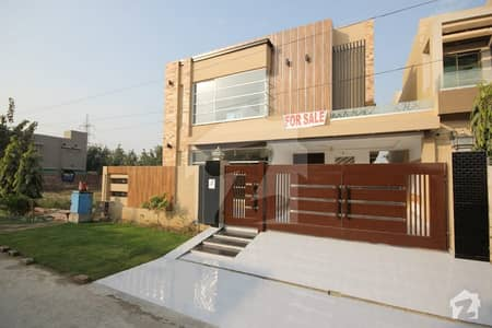 Ten Marla Brand New Luxurious House For Rent At Ideal Location In Dha