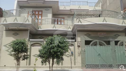 House Is Available For Sale In Jhang Road Shadab Colony
