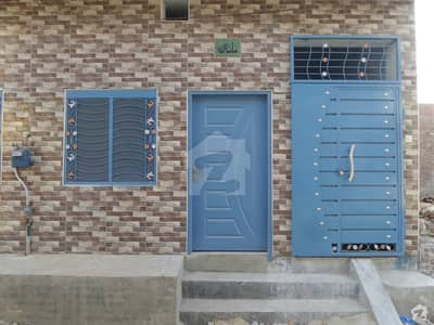 Double Storey Beautiful House For Sale At Ahmad Town-i Okara