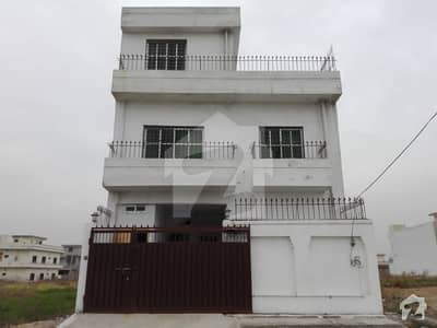 Brand New Double Unit House Is Available For Sale In I-14/1