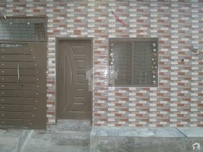Double Storey Brand New Beautiful House For Sale At Jinnah Abad Okara