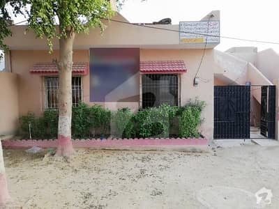 120 Yards Single Storey House Near Saima Arabian Villas