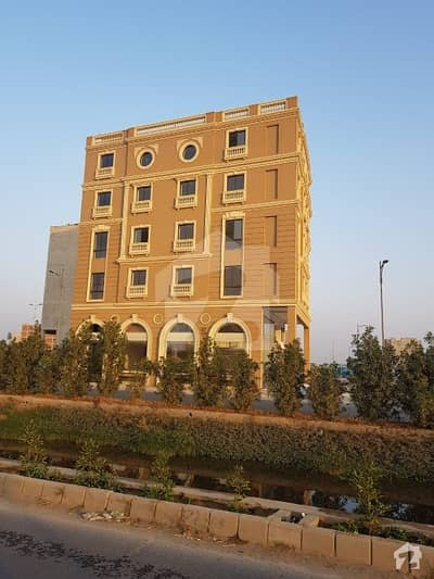 5 Marla Commercial Plaza For Sale PCHS LHR Cantt