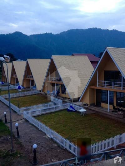 New Murree Town Ship 2 Bed Ed Double Story Beautiful Villas For Sale On Easy Installment