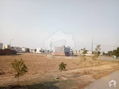 ایڈن سٹی - بلاک سی ایڈن سٹی ایڈن لاہور میں 10 مرلہ رہائشی پلاٹ 1 کروڑ میں برائے فروخت۔