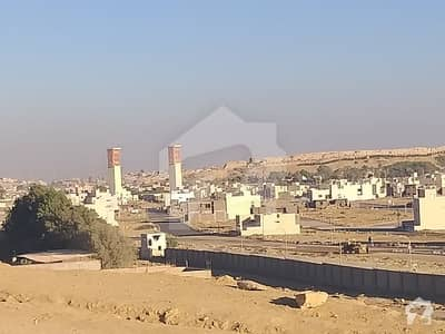Naya Nazimabad Block C 160 Sq Yd Plot Available For Sale