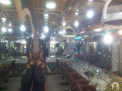 Chance Deal  440 Sq Feet 19 Years Old Shop At Gulshan E Iqbal For Urgent Sale
