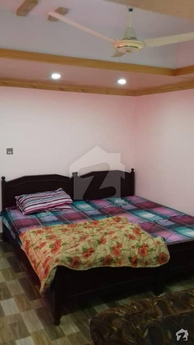 2 Bed Full Furnished Flat For Sale In Murree