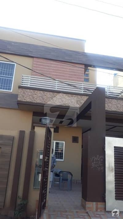 10 Marla 5 Beds Brand New Double Storey House For Sale