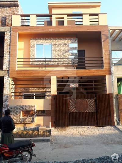 3 Marla Well Furnished Double Storey Brand New House In Saffron Block Four Season Housing