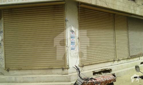 Corner Shop Very Prime Vicinity Close To Main Road Dha Phase 7