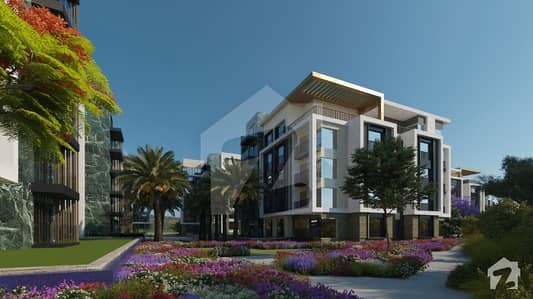 Eighteen  A luxurious project by ORA developers  Saif group  Villashouse on installments