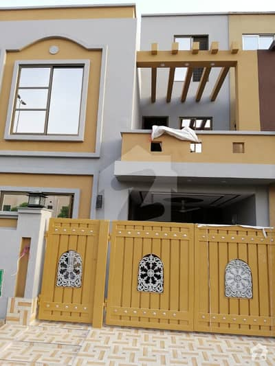 5 MARLA BRAND NEW DOUBLE UNIT HOUSE FOR SALE