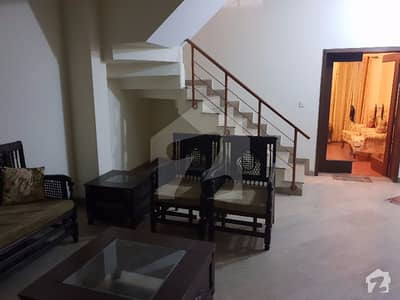 Fully Furnished 12 marla house for Rent