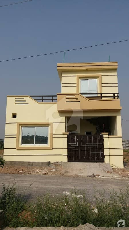 2.5 Marla House for Sale - Kashmir Colony  Adiala Road Rawalpindi
