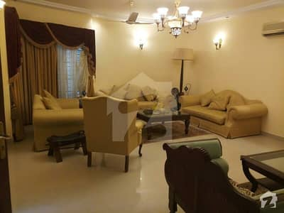680 Yards Full Furnished Portion   For Rent
