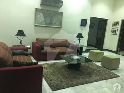 Defence Phase 4 1 Bed Room For Rent Fully Furnished