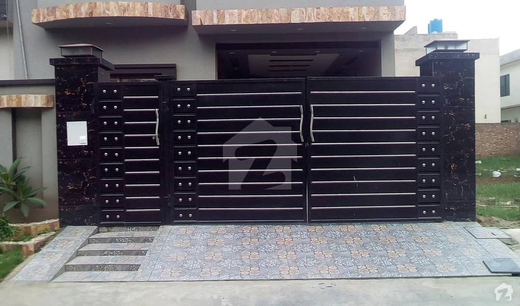 House Is Available For Sale Double Storey Brand New
