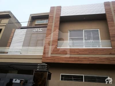 10 Marla 1 Year Old House For Sale On 40 Feet Road
