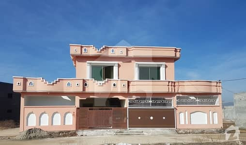 6 Marla House Is Available For Sale In Sadat Town Thanda Pani Islamabad