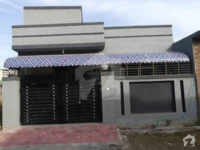 New Constructed 5 Marla House For Sale In Samarzar