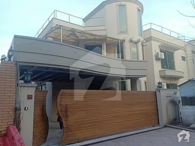 E-7 Brand New House Is Available For Rent