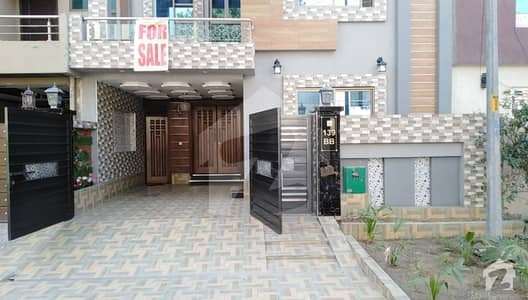 Beautiful Brand New Double Unit Designer House For Sale