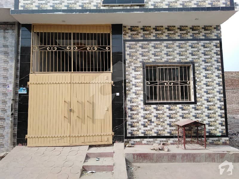 Double Storey New House Is Available For Sale In Z Block