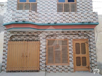 Double Storey House Is Available For Sale In Z Block