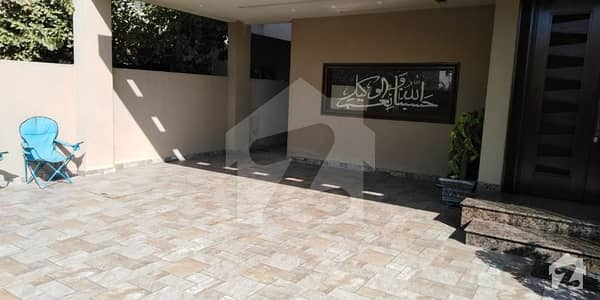 1Kanal Brand New Beautiful Royal Place out Class Modern Luxury Upper Portion For Rent in DHA Phase VI