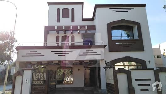 Brand New Double Storey 10 Marla Beautiful House Is Available For Sale In Bahria Town