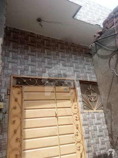 Mian Farooq Estate Offer 2 Marla Single Storey House For Sale