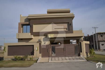 Brand New 12. 50 Marla Corner House Is Available For Sale