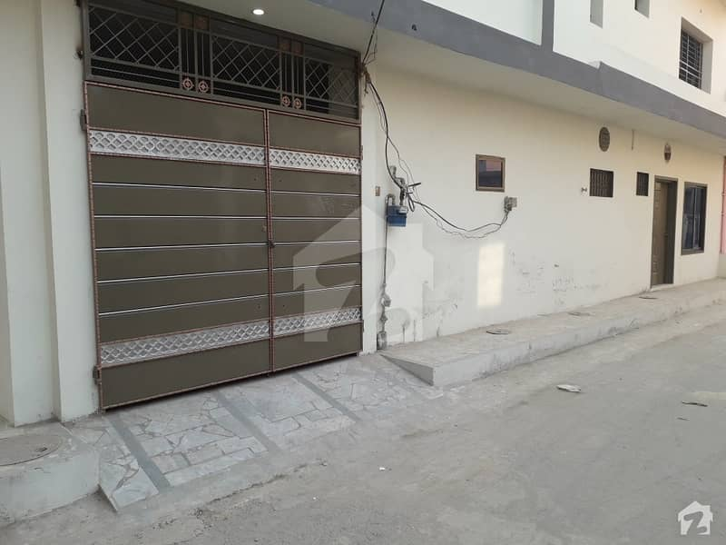 Portion Is Available For Rent With Separate Gate