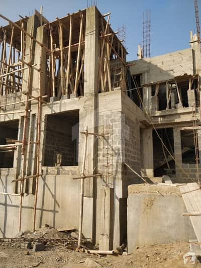 120 Yard Villa On 3 Years Installments On Main Super Highway Before Toll Plaza