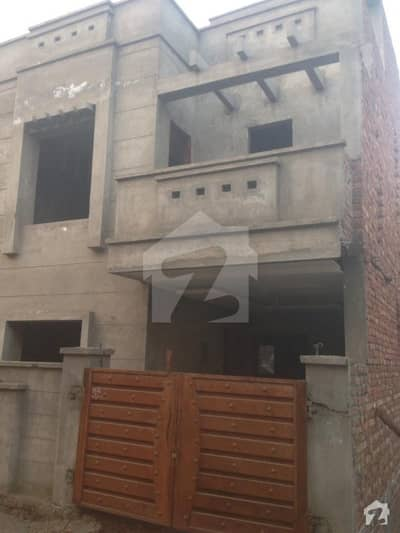 5 Marla House In Garrison Homes Phase 7 Pepsi Road Harbunspura Lahore