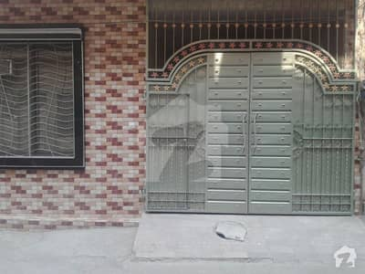 Mian Farooq Estate Offer 6 Marla Double Storey House For Sale