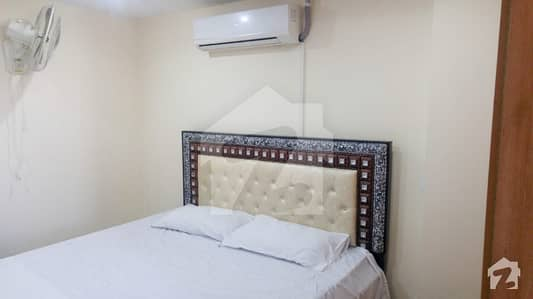 1 bed flat full funished for Rent in bahria town